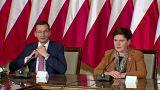 Bäumchen wechsel dich: Ministerpräsidentin Szydlo tritt zurück - und wird Stellvertreterin ihre Nachfolgers und Ex-Finanzministers