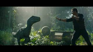 Rescue mission latest twist on Jurassic franchise, but it's the dinosaurs in danger...
