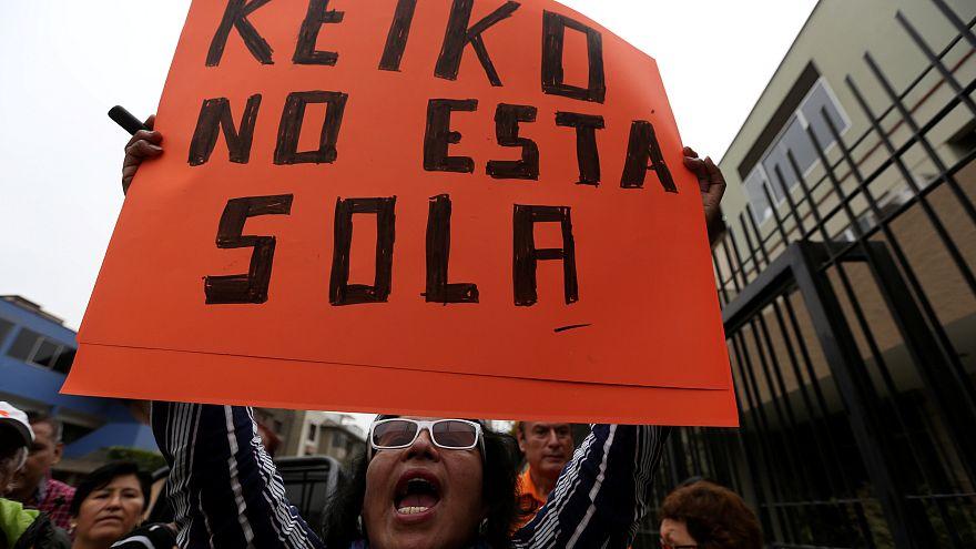 Keiko Fujimori refuta acusações da justiça peruana
