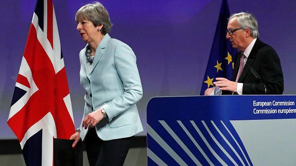 Cierre de la primera fase del 'brexit': lo que sabemos sobre el acuerdo