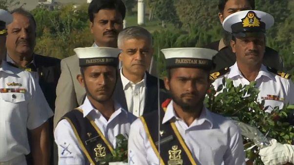 Sadiq Khan's visit to Pakistan is historic
