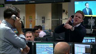 Pound jumps on Brexit breakthrough