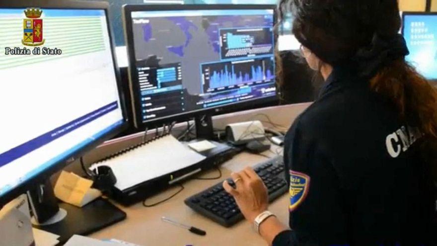 Cybersecurity: smantellata rete hacker Andromeda