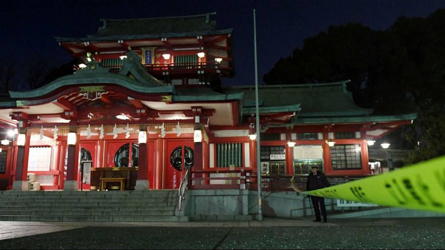 قتل در معبد؛ کاهن ژاپنی به ضرب شمشیر سامورایی کشته شد