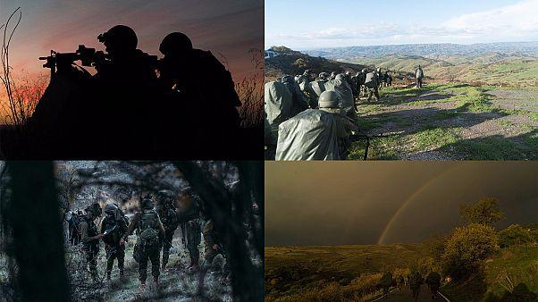 Κοινή στρατιωτική άσκηση Κύπρου – Ισραήλ. Εντυπωσιακές εικόνες!