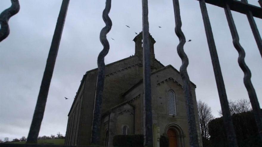 Irlandeses querem enterrar o passado
