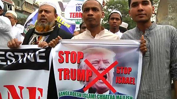 Mundo Islâmico unido contra Donald Trump