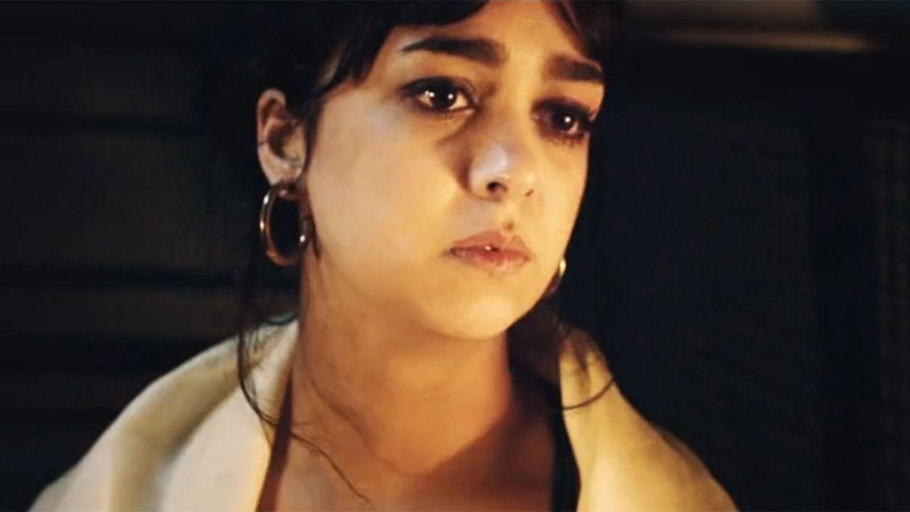 بطلة فيلم على كف عفريت الممثلة مريم الفرجاني