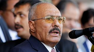 كيف قضى علي عبد الله صالح ساعاته الاخيرة؟