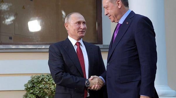 Putin'den Türkiye'ye kritik ziyaret