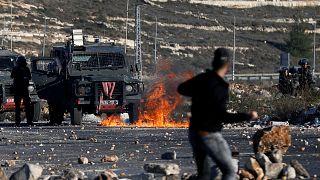 Conflitos entre palestinianos e polícia após declarações de Trump