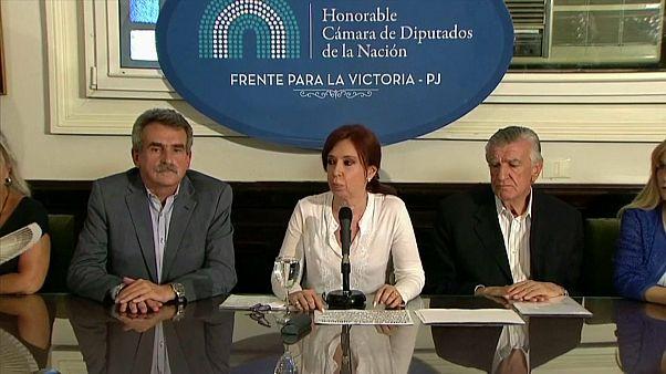 Argentina: richiesta d'arresto per l'ex presidente Kirchner