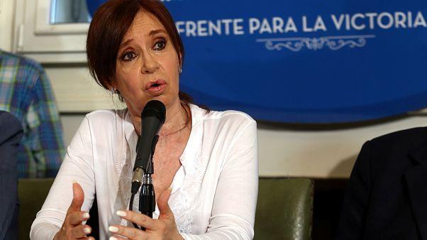 Ex Argentine President and Senator Cristina Fernandez de Kirchner, Dec. 7