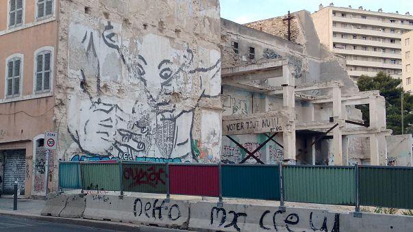 A street in Marseille, near where M.M. lives