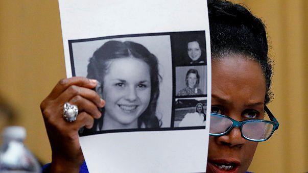 Escândalos sexuais derrubam vários políticos americanos