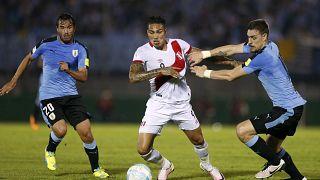 Paolo Guerrero tramado pelo doping