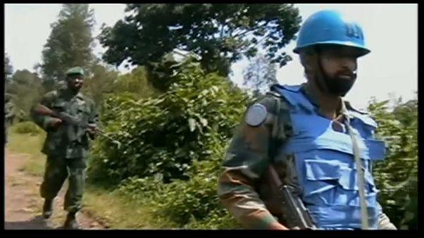 La ONU condena el asesinato de 12 cascos azules en la RDC