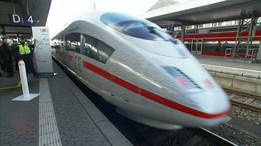 München- Berlin unter vier Stunden - Hochgeschwindigkeitsstrecke eröffnet
