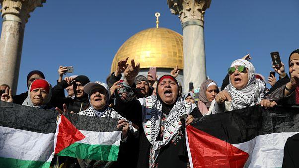 Wieder Proteste und Ausschreitungen in Jerusalem