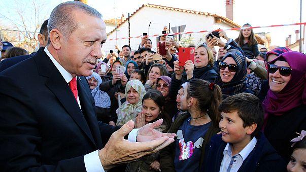 Эрдоган, шариат и Лозанна