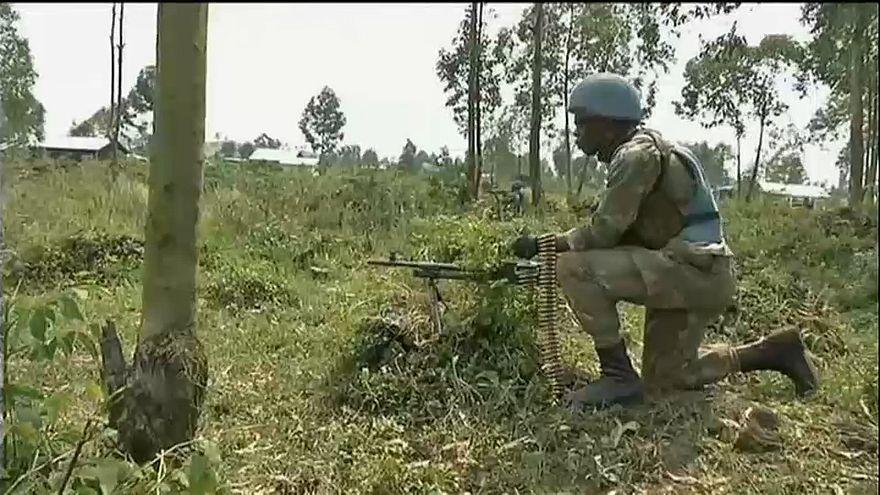 14 Casques bleus tués en RDC
