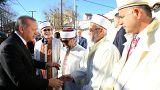 Erdoğan besucht Muslime