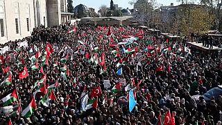 Gerusalemme: la rabbia del mondo musulmano contro Trump