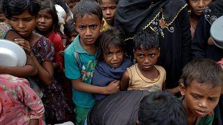 ACNUR alerta de que los rohinyás siguen huyendo hacia Bangladés
