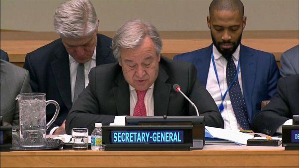 BM Genel Sekreteri Guterres: D.Kongo'daki saldırı savaş suçudur