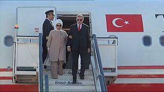 Erdogan adota tom conciliador no último dia da viagem à Grécia