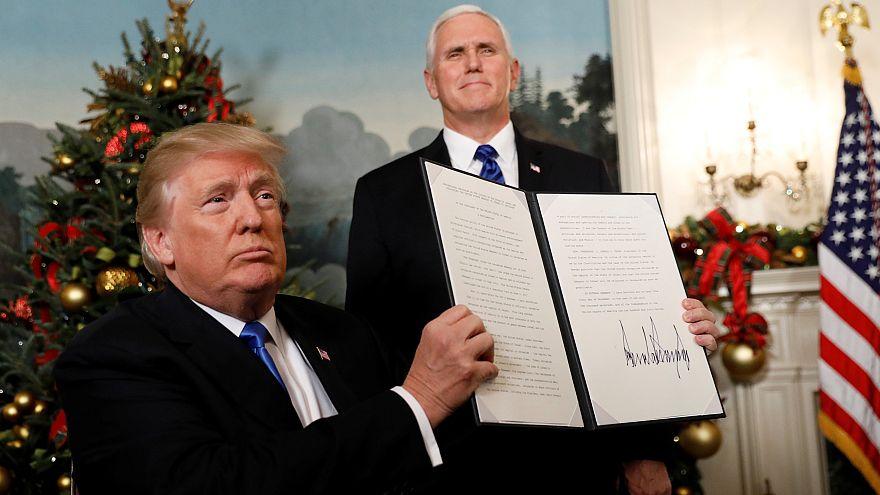دور سعودي في خطة سلام أمريكية مرتقبة بعد قرار القدس