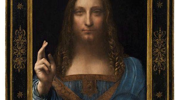 الامارات تشتري اللوحة الأغلى في العالم