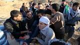 Palestinian 'Day of Rage' ends in bloodshed