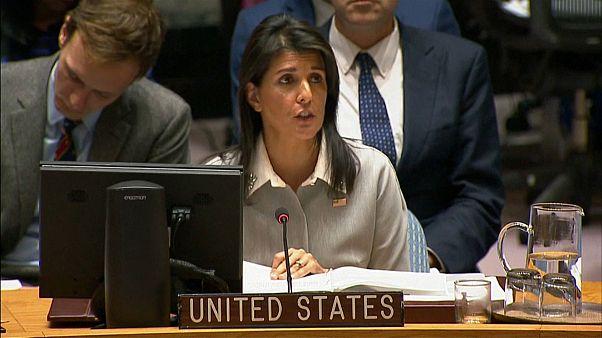 Gerusalemme: Stati Uniti isolati al Consiglio di sicurezza