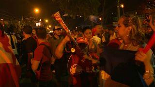 Гондурас: оппозиция требует аннулировать итоги выборов президента