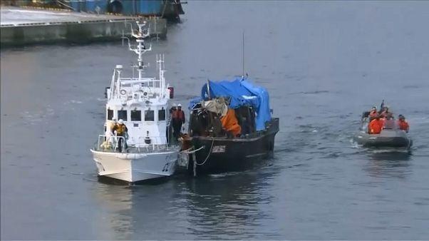 Giappone: furto su un'isola, arrestati tre pescatori nordcoreani