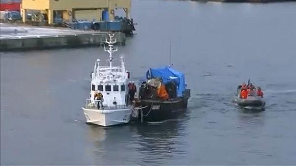 Νέο «πλοίο-φάντασμα» με Βορειοκορεάτες στην Ιαπωνία