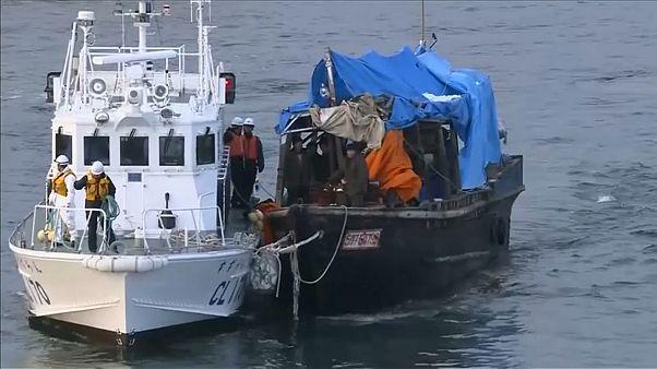 В Японии арестованы рыбаки из КНДР