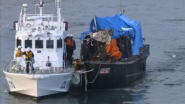 Japonya ile K. Kore arasında balıkçı sorunu