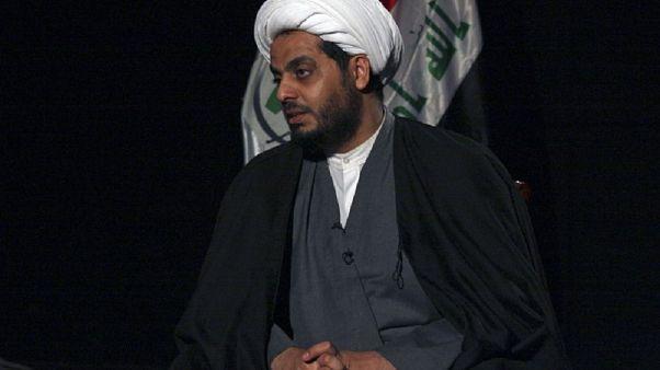 قيس الخزعلي زعيم عصائب أهل الحق العراقية