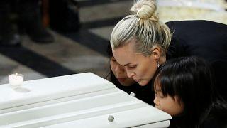 France says final farewell to Johnny Hallyday