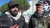 سعد حریری از بازدید فرمانده عصائب اهل حق از مرز لبنان و اسرائیل انتقاد کرد