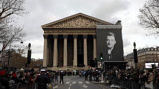 Η Γαλλία αποχαιρέτησε τον Τζόνι Χάλιντεϊ