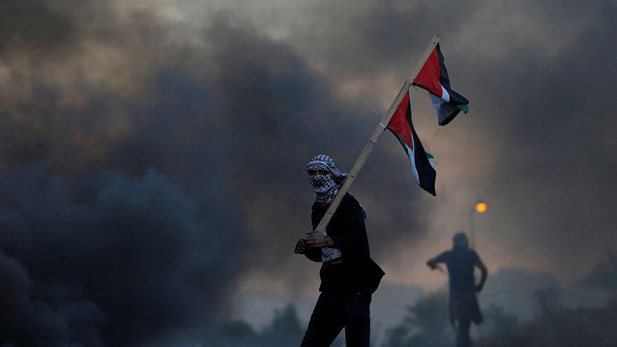 """Proseguono i """"giorni della rabbia"""" nei territori palestinesi"""