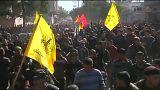 'Öfke' protestoları üçüncü gününü tamamladı
