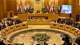 مقر الجامعة العربية في العاصمة القاهرة