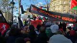 Γαλλία: Διαμαρτυρία για την επίσκεψη Νετανιάχου