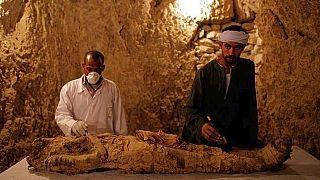 Σημαντική αρχαιολογική ανακάλυψη στο Λούξορ