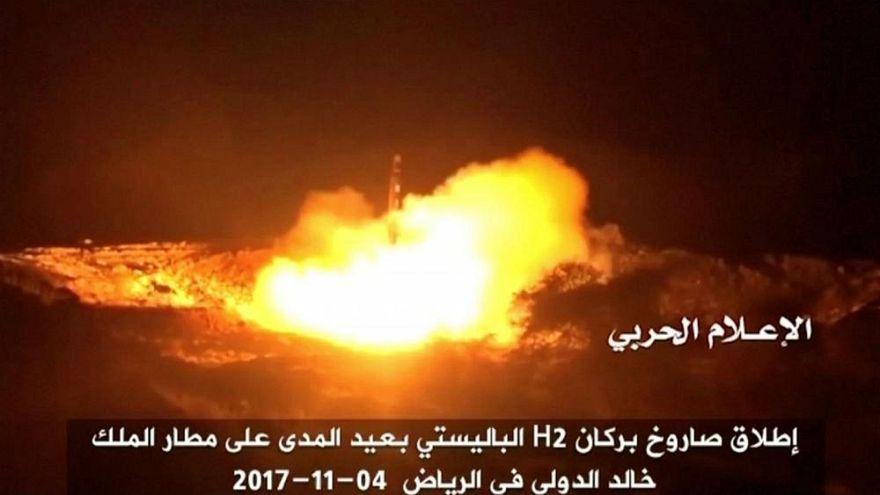 سازمان ملل: موشک های پرتاب شده به عربستان احتمالا سرمنشاء مشترکی داشتند