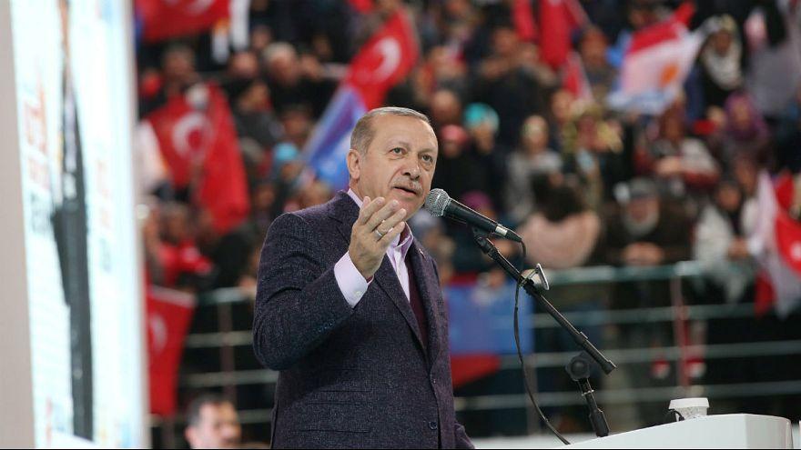 رجب طیب اردوغان اسرائیل را دولت  تروریست و کودک کش خواند
